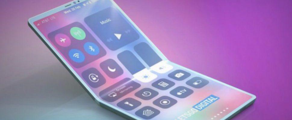 θα δούμε IPhone με Wrap-around οθόνη;