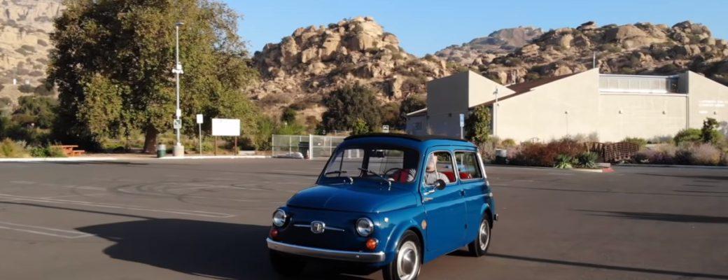 Είναι το μέλλον των «ιστορικών» αυτοκινήτων, ηλεκτρικό;